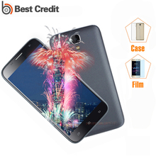 5.0 Inch Uhans A101 Mobile phone Android 6.0 MTK6737 Quad Core Cellphone 1G RAM 8G ROM 1280 x 720 Pixels 4G LTE Smartphone(China)