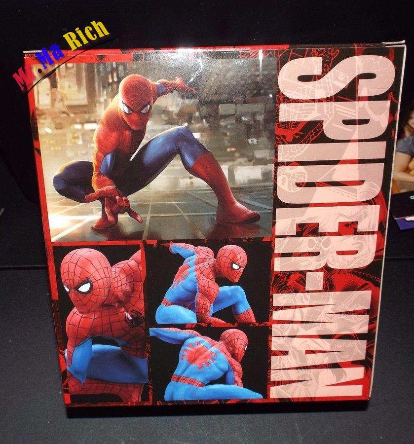 Kotobukiya ARTFX Marvel AMAZING SPIDER-MAN 1/10 Statue NEW In<br>