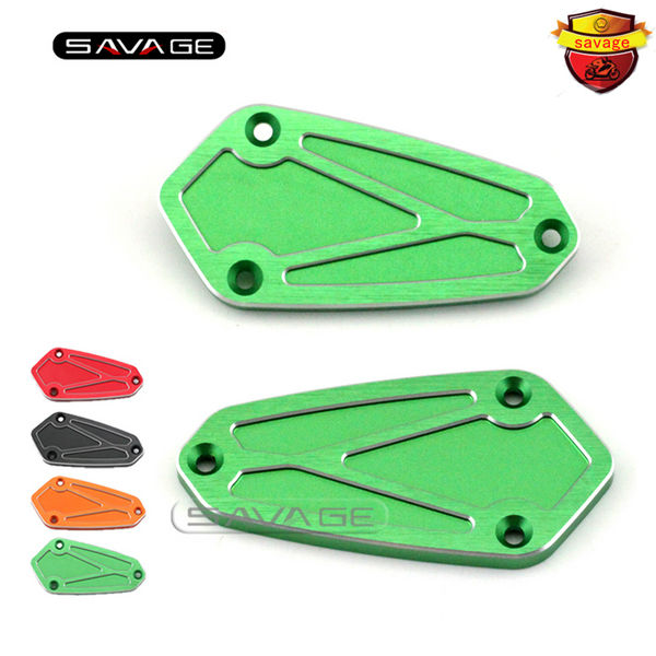 For KAWASAKI GTR 1400 GTR1400 2007-2014 G Motorcycle CNC Front Brake Clutch Master Cylinder Reservoir Cover Cap<br><br>Aliexpress