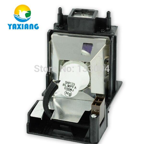 SHP250W Compatible projector lamp bulb AN-K15LP with housing for XV-Z15000 XV-Z15000A XV-Z15000U XV-Z17000 XV-Z17000U XV-Z18 etc<br>