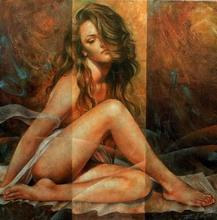 Impression Music Wall Art Kitchen Decor Classical Background High Quality Sexy Nude Hand Painted Oil Paintings Hiroto Home