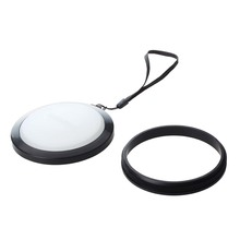 Buy 82mm White Balance DC/DV Camera Lens Cap Filter Mount for $2.53 in AliExpress store