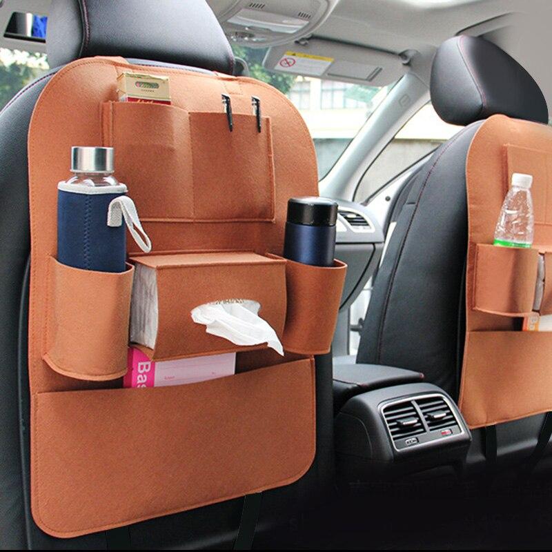 Auto Car Seat Bag Organizer Multi Pocket Storage