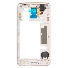 Replacement Middle Bezel Back Frame Housing Cover For Samsung Galaxy S5 i9600 G900F G900H