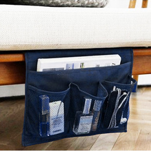 Organizer New Sale creative design desk cabinet sofa bedside hanging bag storage bag(China)