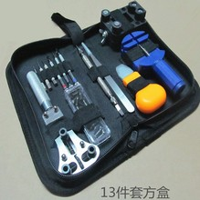 Fine repair table tool set watch maintenance kit 13 sets of repair table tools