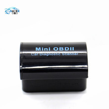 Hot sales MINI OBD ii ELM327 Bluetooth Latest V2.1 OBD 2 / OBD2 Wireless Car Diagnostic Scanner Multi-Language Work ON Android