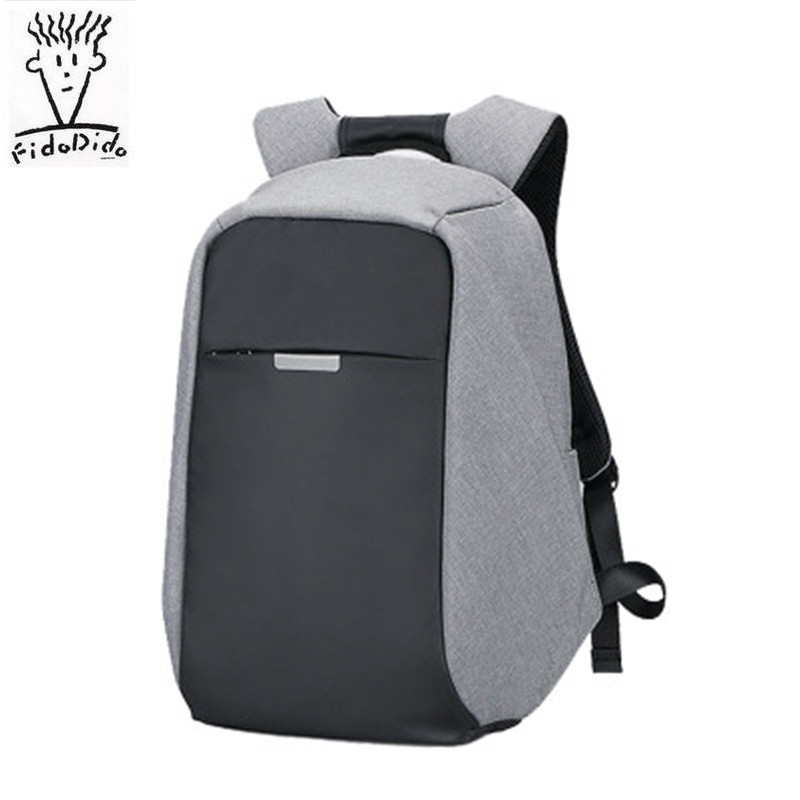 2017 New Style City Antitheft Mens Backpacks Fashion ideas USB Charge Computer Backpack Casual Laptop Rucksack School Bag!!<br>