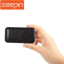 Zeepin New AEC BT - 207 Mini Wireless Bluetooth Speaker Portable Music Player With Strap For Phone Bike Bicycle(China)