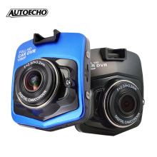 "2 Colors Auto Camera Car DVR Full HD 1080P 2.4"" GT300 Camcorder Video Registrar Parking Recorder G-sensor Night Vision Dash Cam"
