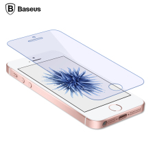 Baseus Screen Protector Tempered Glass For iPhone 5s 5 5c se Ultra Thin Anti Blue Light Front Cover Protective Glass Film