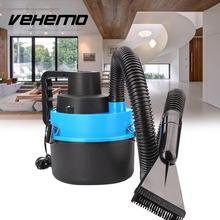 Vehemo 12V Wet Dry Vac Vacuum Cleaner Inflator Portable Turbo Hand Held Car or Shop(China)