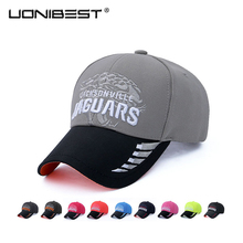 UONIBEST Autumn New Pineapple Cloth Embroidered Baseball Cap Imports Sun Hat Factory Wholesale Football Team VN1092