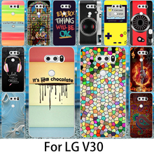 Buy Akabeila Phone Case LG V30 Cover DIY Painted Cases Silicone Soft TPU H930 H930DS H933 H931 H932 VS996 US998 LS998U Cover for $1.68 in AliExpress store