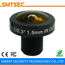 "SL-RY150F28IR 1/2.3"" F2.8 HD 10MP Megapixels Lens M12 1.5 mm Fisheye Lens 180 Degrees Wide Angle CCTV Lens For Security Camera"