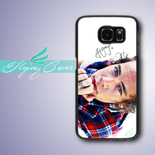 Capa Harry Styles One Direction Case for Samsung Galaxy S3 S4 S5 S6 S7 Active Mini Case for Samsung Galaxy Grand Prime Case.(China)