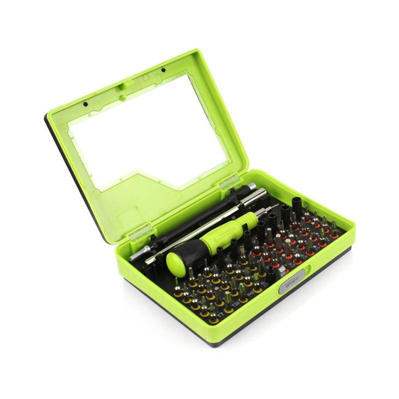 53 in 1 Multi-purpose Magnetic Precision Screwdriver Set Kit Torx PH Pentalobe for Mac iPhone iPad Samsung<br><br>Aliexpress
