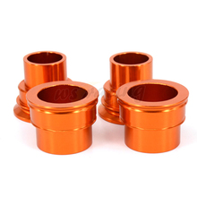 Motorcycle Billet Front & Rear Wheel Hub Spacers For KTM SX XCF SXF EXC EXCF EXCW SMR 125 250 300 350 400 450 525 530 Dirt Bike(China)