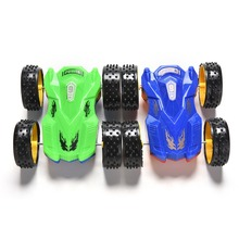 New Accompany Children Growth Enhance The Practical Ability Of Educational Toys Super Inertial Double Dumpers Miniature Toy Car