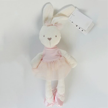 Hot Sale 42cm Large Soft Rabbit Stuffed Animal Bunny Toy Cute Baby Girl Kid Pets For Baby