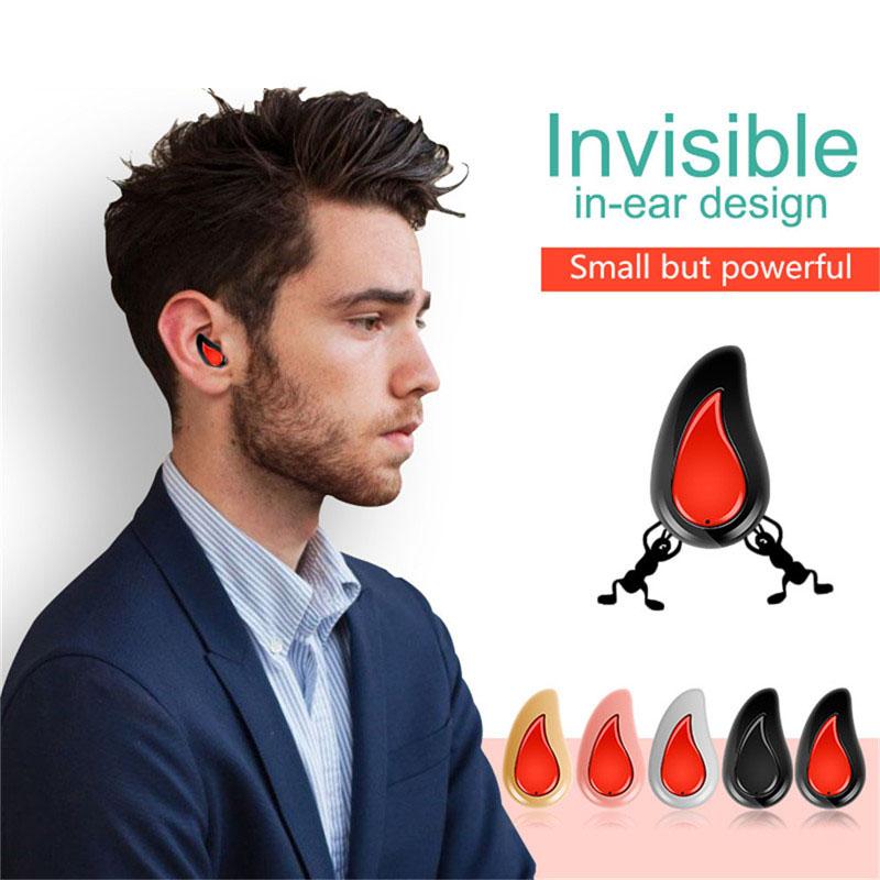 Invisible Bluetooth Headphone-1