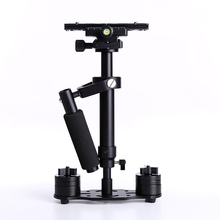 DHL S40 40cm Professional Handheld Stabilizer Steadicam for Camcorder Digital Camera Video Canon Nikon Sony DSLR Mini Steadycam(China)
