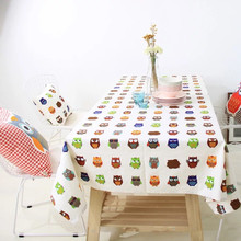 New Style Korean Cotton Table Cloth Hotel Restaurant Tablecloths Coffee Table Home Party Table Cloth Thicken Desk Table Cover(China)
