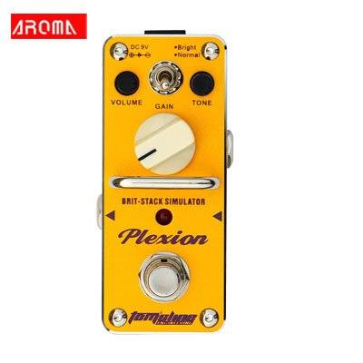 AROMA APN-3 PLEXION British stack sound effect - distortion  Mini Digital Effect True Bypass<br>