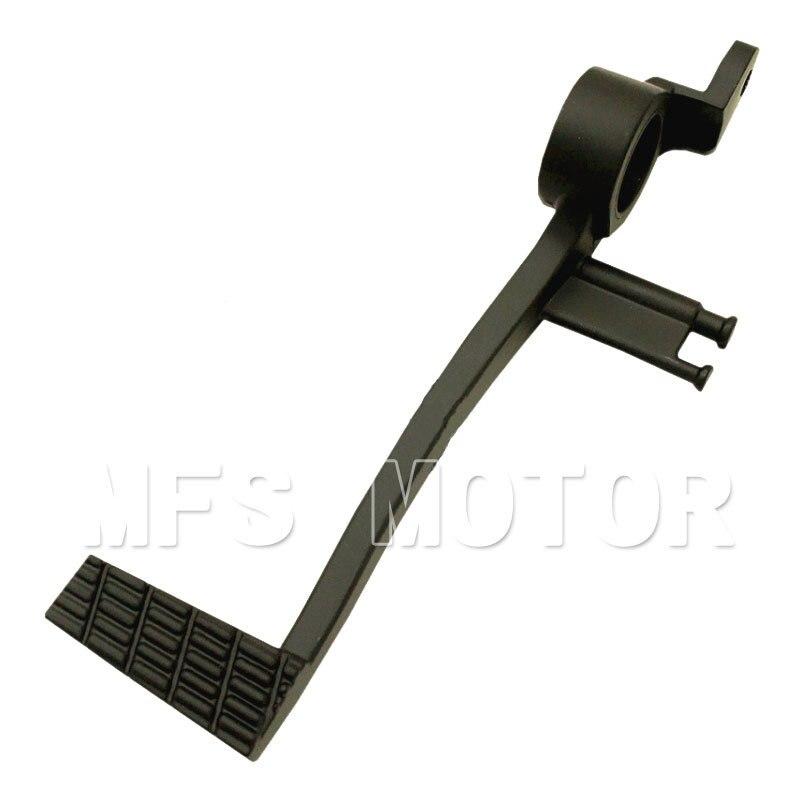 Brake Pedal Rear Foot Lever For Suzuki GSXR GSX-R 1000 K5 K7 K9 2005 2006 2007 2008 2009 2010 Black<br>