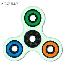 Buy Funny Tri-Spinner Fidget Toy Plastic EDC Hand Spinner Autism ADHD Rotation Time Long Anti Stress Toys for $4.34 in AliExpress store