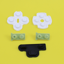 [102SET/ LOT] For Sony PS3 Controller Dualshock 3 Repair Part Silicone conductive Rubber Pad replacement
