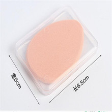 Women 1PCS Soft Cleaning Puff  Make Up Foundation Blender Powder BB cream Applicator Sponge Flawless Puff Cosmetic Facial Tool