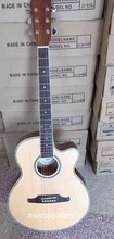 Brand new custom acoustic guitar(China)