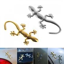 Gecko Lizard Car Sticker Motorcycle Sticker Decal Waterproof Reflective Stickers Car Styling for Focus 3 Cruze Free Shipping