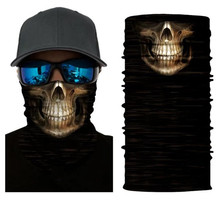 Skull Mouth Bandana Balaclava Hunting Fishing Windproof Mask bandana Sports Warm Ski Caps Bike Scarf Ski Mask