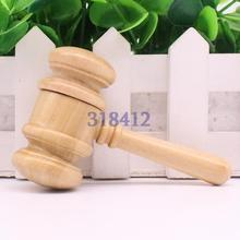 Gift Wooden usb flash drive gavel Hammer model 8gb 16gb 32gb 64gb memory usb stick pen drive maple wood pendrive free shipping
