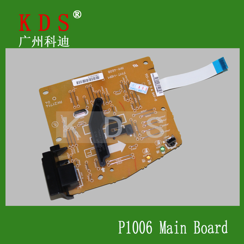 1 pcs/lot printer spare parts for HP P1006 laserjet parts  Main board in china<br><br>Aliexpress