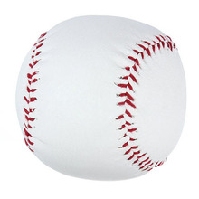 "LGFM-5pcs 2.75"" White Base Ball Baseball Practice Trainning Softball Sport Team Game(China)"