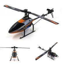 2017 New Hot Air Toy WLtoys V950 2.4G 6CH 3D6G System Brushless Flybarless RC Helicopter RTF