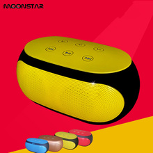 Wireless Bluetooth Speaker Portable Bluetooth Speaker and Built-in Microphone Stereo Rock Sound Outdoors Support TFcard AUX3.5mm(China)