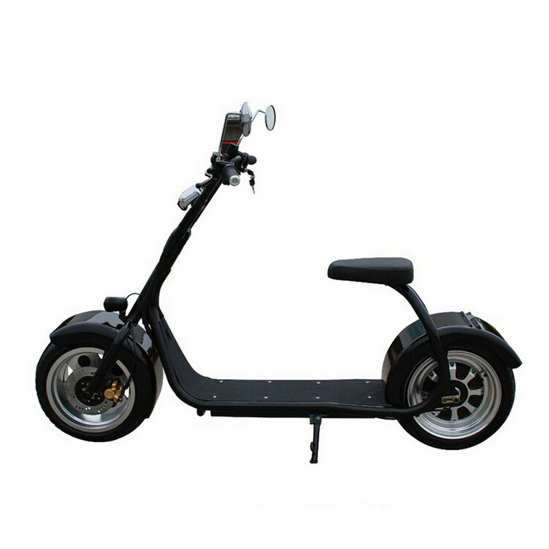 11.11 Promotion Big Wheel Electric Scooter Two Wheel 1000W Motor E-scooter Electric Unicycle Motorcycle Self Balancing Scooter (2)