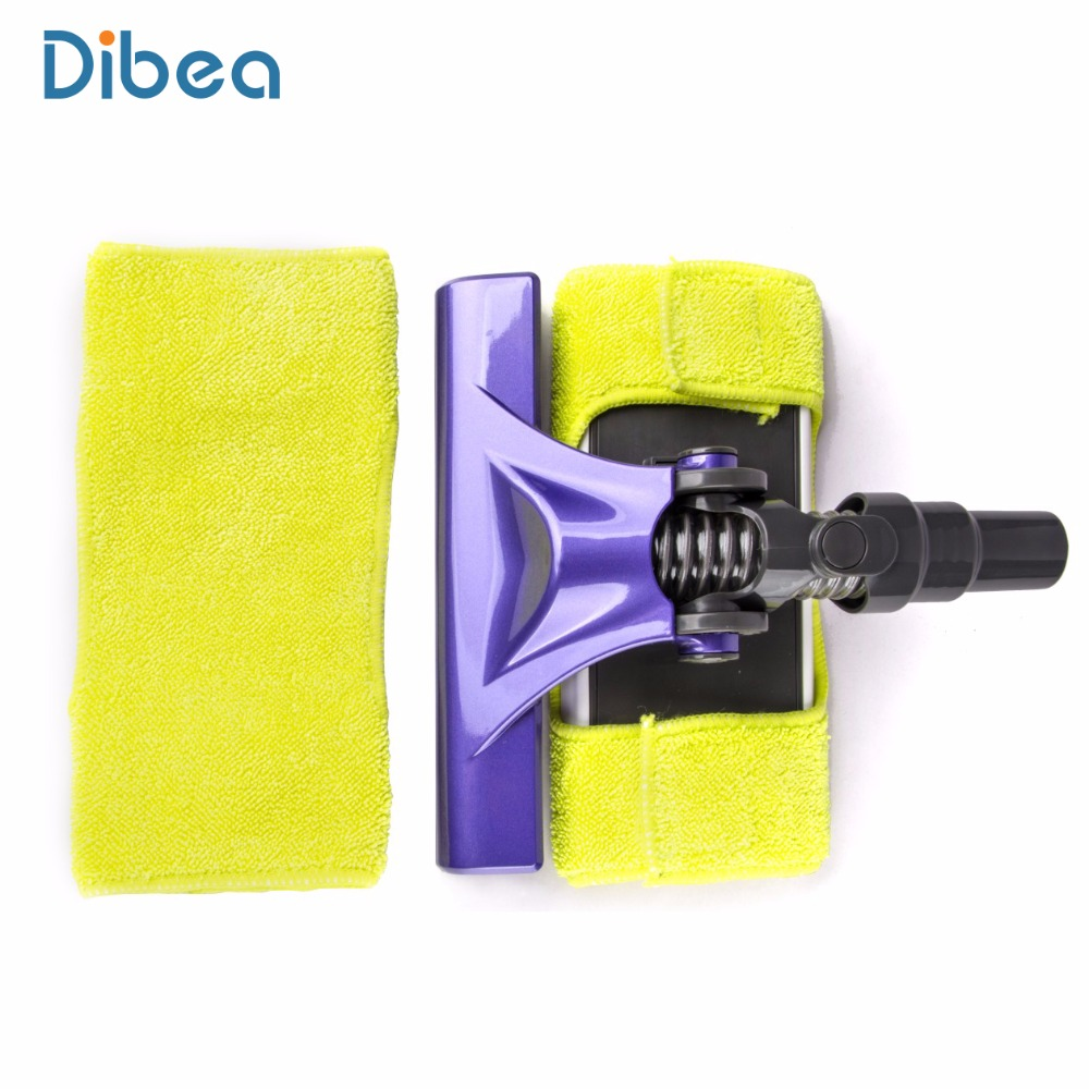Wet/Dry Mopping for Dibea F6 Stick and Handheld Unit Vacuum Cleaner for Home Household Appliance Cyclonic Technology Cleaning<br>