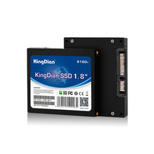 KingDian  SSD 8GB  Internal Solid State Hard Drive Disk SATA  SATAII 1.8'' for thin client,ATM,POS machine