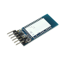 Bluetooth Serial Transceiver Module with Clear Button Base Board for HC-06 HC-07 HC-05 for arduino Diy Kit(China)