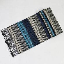 100% SILK VELVET WINTER SCARF For Men 30cmX170cm New Desigual UNISEX Scarf Winter Scarf China Silk Factory Wholesale Stock(China)