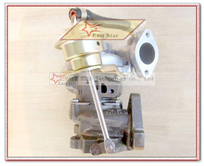 RHB31 VZ21 13900-62D51 Turbo Turbocharger For SUZUKI Jimny mini Car 500-660cc; MOTORCYCLE QUAD RHINO 70HP-120HP (8)