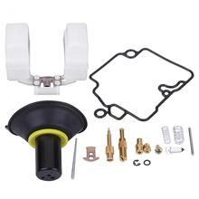 PZ18 Carburetor Carb Repair Rebuild Kit For GY6 50CC ATV Quad Moped Scooter Go-kart Motorcycles Accessories