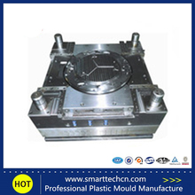 high quality hot sales CNC Precision Machining Parts Aluminum OEM rapid prototype plastic injection moulding(China)