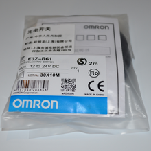E3Z-R61 Photoelectric Sensor Omron  New High Quality  Warranty For One Year