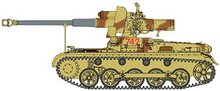 1/35 scale model booking Dragon 6781 Panzerjager IB mit StuK 40 L / 48(China)